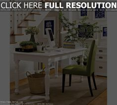 Image from http://www.derlys.com/g/2015/02/furniture-modern-simple-white-color-pottery-barn-desks-with-green-chair-also-wooden-staircase-with-grey-carpet-area-and-light-brown-laminate-wood-flooring-color-simple-pottery-barn-desks-used-ideas.jpg.