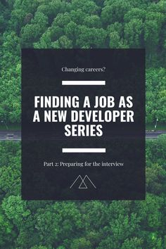 Guiding you through the preparation for your first interview as a developer. What to expect and what to do to show up with confidence and make a good impression.