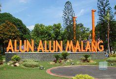 [Foto] Seperti Ini Wajah Baru Alun-Alun Merdeka Malang | HaloMalang.com