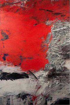 Ivo Stoyanov/Surface Series – RED #2