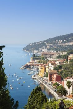 Cannes, Antibes, and Monaco are a quick train ride away, making this French Riviera getaway the best base to start your summer adventures. (Just be ready to pay some serious moolah.) Don't miss: An easy way to get accustomed to Nice is to take a walking tour.   - MarieClaire.com