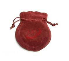 This calabash opening mini drawstring bags suitable for pendant, necklace, bracelets,gifts Double layper velour inspired Drawstring Bags by independent artists Jewelry Gifts, Jewelry Pouches, Packing Jewelry, Marcasite Jewelry, Sterling Silver Cross Pendant, Drawstring Pouch, Engraved Necklace, Favor Bags, Pouch Bag
