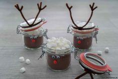 Weihnachtskakao selber machen - Schnin's Kitchen Christmas Presents, Xmas, Kakao, Pudding, Desserts, Diy, Food, Decor, Hot Chocolate