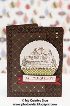 Christmas Lodge ~ Stampin' Up!