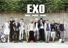 EXO We Are One ~ Saranghaja!