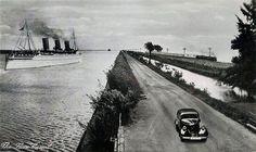 Cruzando el Canal de Suez - Conexión Cubana