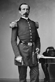 Thomas John Wood (September 25, 1823 – February 26, 1906) was a career United States Army officer and a Union general during the American Civil War. Wood was born in rural Munfordville, Kentucky.