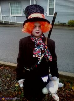 mad hatter boy costume boy costumes the ojays and children - Mad Hatter Halloween Costume For Kids