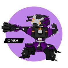 ORISA - Overwatch