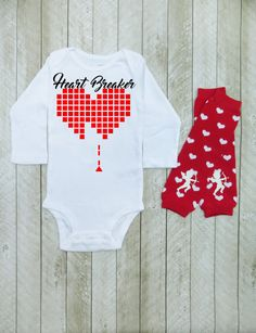 a25433f2b Baby boys valentines day outfit - Boys valentines day outfit - Baby boys  first valentines day outfit - My first valentines day outfit