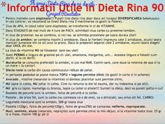 Rina Diet, Bariatric Recipes, Bariatric Food, Excercise, Recipies, Food And Drink, Healthy, Sport, Vegans