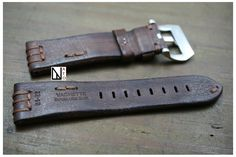 Image result for handmade leather watch band