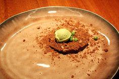 Cremeux van chocolade