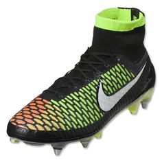 best website 41223 ef3c6 Nike Magista Obra SG Pro-Stealth Pack (Black Volt) Football Gear,