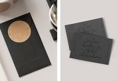 Haven't seen business cards that I've liked this much in a while.  Julia Kostreva