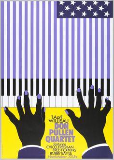 Jazz in Willisau 1978 - Niklaus Troxler