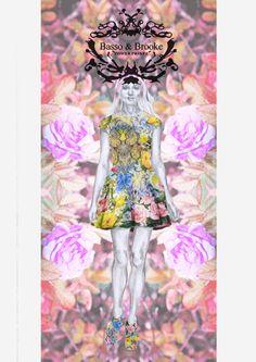 Basso & Brooke Illustration Designer: Juliana Yasmine