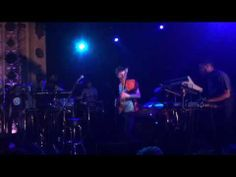 Snarky Puppy (HD) - Michael League solo, Calvin Rodgers jam - Metro Chicago 1/16/14