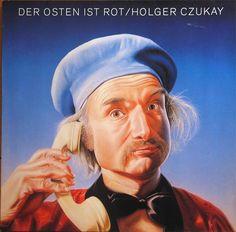 Holger Czukay - Der Osten Ist Rot at Discogs