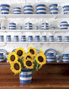 Cornishware - love it!