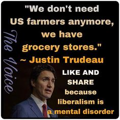 Idiot elected by idiots. Liberal Hypocrisy, Liberal Logic, Socialism, Words For Stupid, The Twits, Justin Trudeau, Conservative Politics, Wtf Fun Facts, Stupid People