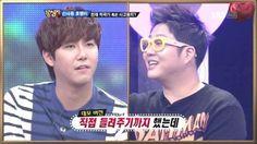 Shinsadong Tiger pokes fun at ZE:A's Kwanghee?