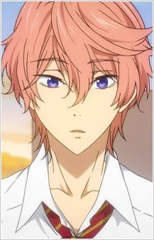 Name:Ren mitosaki. Age:17. Height:6 ft. Weight:157. Facts- ren is a swimmer on the schools swim team. while he's pretty good at the sport his heart calls to something else, as he's able to sing like an angel. He's pretty open and very loving to the people around him. Some people might think this is a bit strange, but he always has a smile on his face.
