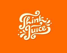 Think Juice by Veneta R - Food Logo - logopond.com