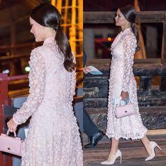 Princess Sophia Princess Sofia Of Sweden, Princess Sophia, Swedish Royalty, My Fair Lady, Crown Princess Victoria, Royal Jewels, Royal Fashion, Lace Dress, Fashion Beauty