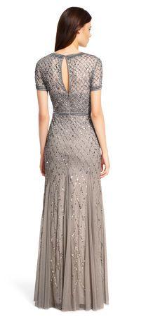 Long Bridesmaid Dresses | Long Dresses for Bridesmaids | Adrianna Papell
