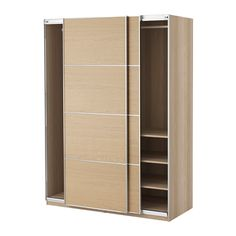 We think fitted wardrobes should fit your room like a custom suit. Online or in-store, start designing your own PAX wardrobe by choosing your own combination. Pax System, Ikea Pax Wardrobe, Fitted Wardrobes, Wardrobe Design, Affordable Furniture, Design Your Own, Home Furnishings, Tall Cabinet Storage, New Homes