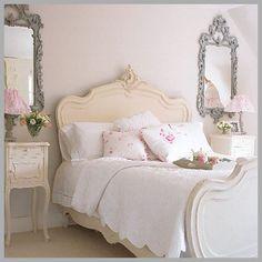 diseño dormitorios romanticos | inspiración de diseño de interiores