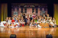 Riflettori su...di Silvia Arosio: Children's Musical School: speciale Annie Jr. Vide...