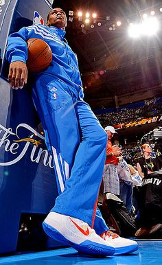 Russell Westbrook #Thunder