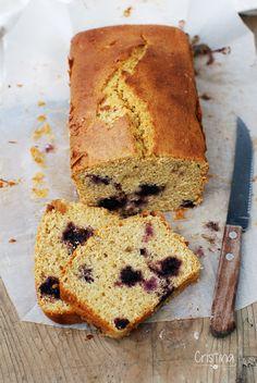 cake de moras