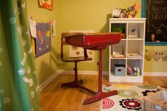 Wonderful Ideas for Playroom Fun! These unique ideas will make any playroom a statement room! Featured on Designdazzle.com