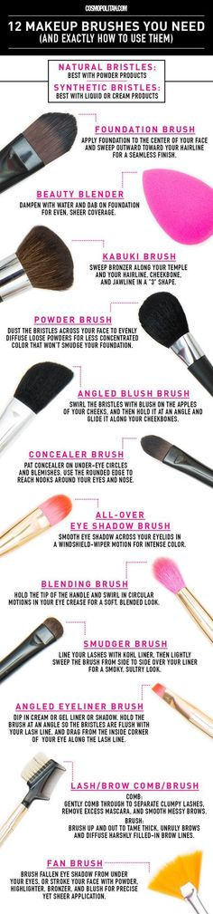 507 Best Makeup Brushes Images