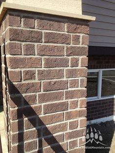 Cherokee Brick - Old Mississippi from Kodiak Mountain Stone…