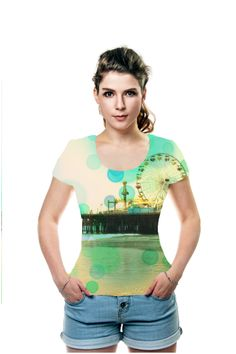 By Christine Britten, OArtTee specializes in creating amazing, vibrant and colorful Wearable Art