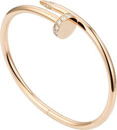 Oro rosa, diamantes