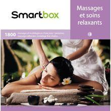 Smartbox Coffrets cadeaux Massages et soins relaxants