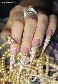 Nail art - Nails by Nathalia Stepanova