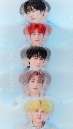 Kpop Wallpaper, Iphone Wallpaper, Soft Wallpaper, Bts Chibi, Art Model, Kpop Groups, Hello Everyone, Boyfriend Material, Peace And Love