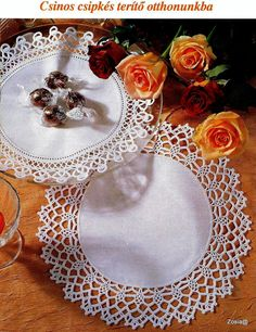 1 million+ Stunning Free Images to Use Anywhere Crochet Boarders, Free Crochet Doily Patterns, Crochet Doilies, Crochet Lace, Cross Stitch Patterns, Diy Crafts For Home Decor, Crochet Decoration, Baby Girl Crochet, Crochet Instructions