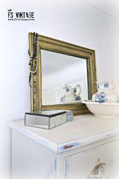 Revamped Bedroom Vanity, Mirror, Bathroom, Furniture, Home Decor, Dressing Tables, Washroom, Powder Room, Decoration Home