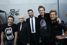 Duran Duran on Jimmy Kimmel Live!