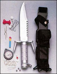 Check out the deal on Ramster Survival Kit Knife - Survival Knives at Army Navy Shop