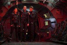Marvel's Agents of SHIELD episode recap – The Team