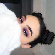 #anastasiabrows @thecutestberry #Dipbrow in Ebony #anastasiabeverlyhills