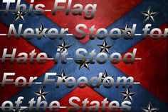 confederate flag | Confederate Flag Know Your History by michaelcope